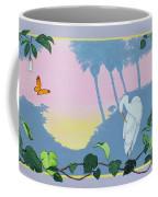 Morning Heron Coffee Mug