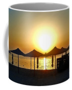 Morning In Greece Coffee Mug