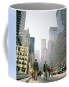 Morning In Manhattan Coffee Mug
