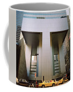 A Beautiful New York Morning Coffee Mug