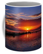 Morning In Red Coffee Mug