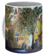 Morning In The Old Country Coffee Mug by Eloise Schneider