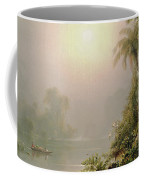 Morning In The Tropics Coffee Mug by Frederic Edwin Church