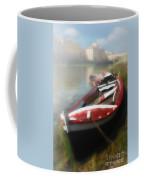 Morning Mist On The Arno River Italy Coffee Mug