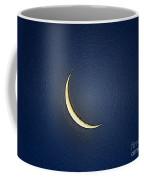 Morning Moon Textured Coffee Mug