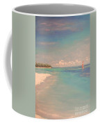 Morning On The Beach Coffee Mug