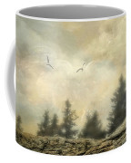 Morning On The Coast Coffee Mug by Darren Fisher