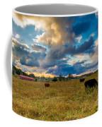 Morning On The Farm Two Coffee Mug