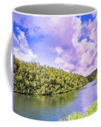 Morning On The Hanalei River Coffee Mug