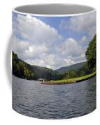 Morning On The Lake Coffee Mug by Susan Leggett