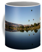 Morning On The Yakima River Coffee Mug by Carol Groenen