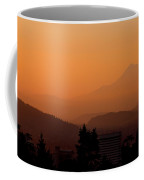 Morning Over Portland Coffee Mug