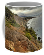 Morning Pacific Storm Clouds Coffee Mug