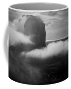 Morning Rain In Monument Valley Coffee Mug
