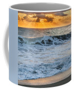 Morning Rays Square Coffee Mug by Bill Wakeley