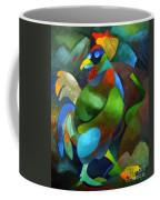 Morning Rooster Coffee Mug