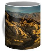 Morning Shadows Coffee Mug
