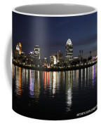 Morning Skyline Wo Bridge I Coffee Mug