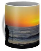 Morning Solitude Coffee Mug by Karen Wiles