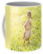 Morning Stretch Coffee Mug by Scott Pellegrin