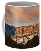 Morning Sun On The Ridge Coffee Mug