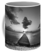 Morning Sunrise By The Dock Coffee Mug