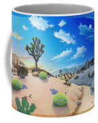 Joshua Tree Morning To Night Coffee Mug