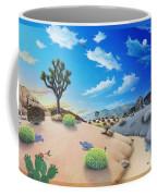 Joshua Tree Morning To Night Coffee Mug