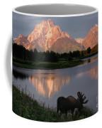 Morning Tranquility Coffee Mug by Sandra Bronstein