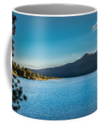 Morning View Of Cascade Reservoir  Coffee Mug