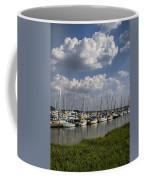 Morningstar Marina Boat Harbor Georgia Coffee Mug