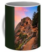 Moro Rock Path Coffee Mug by Inge Johnsson