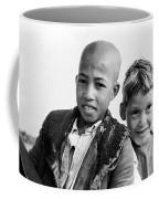 Moroccan School Boys Coffee Mug