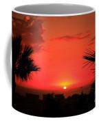 Moroccan Sunset Coffee Mug