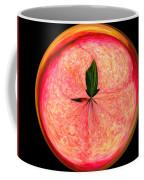 Morphed Art Globe 23 Coffee Mug by Rhonda Barrett