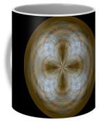Morphed Art Globe 24 Coffee Mug by Rhonda Barrett
