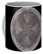 Morphed Art Globe 26 Coffee Mug