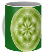 Morphed Art Globe 27 Coffee Mug