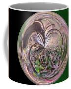 Morphed Art Globe 36 Coffee Mug by Rhonda Barrett
