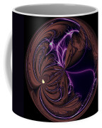 Morphed Art Globe 39 Coffee Mug