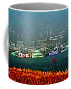 Morro Bay At A Distance Coffee Mug