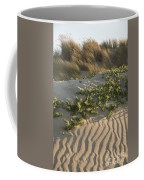 Morro Beach Textures Coffee Mug