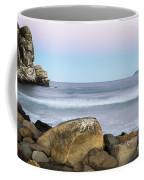 Morro Rock Morning Coffee Mug
