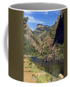 Morrow Point Reservoir Coffee Mug