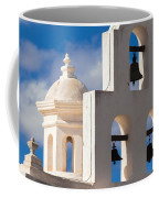 Mortuary Bells At San Xavier Coffee Mug