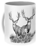 Morty And Popeye Coffee Mug