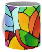 Mosaic Bouquet Coffee Mug