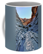 Mosaic Canyon In Death Valley Coffee Mug