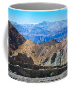 Mosaic Canyon Picnic Coffee Mug