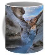 Mosaic Canyon Twilight Coffee Mug